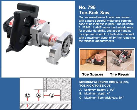 Where to find TOE KICK SAW in Campbell