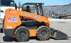 Where to rent 60  SKID STEER TRACTOR LOADER in Campbell CA