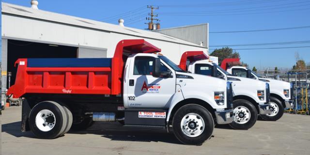 5 Yard Dump Truck Rentals San Jose Ca Where To Rent 5