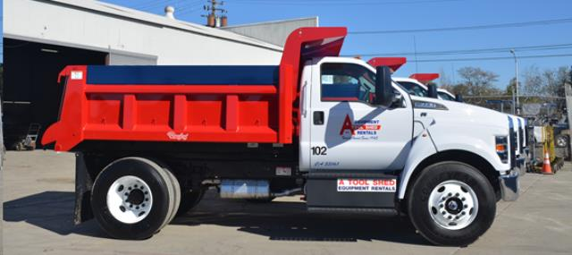 5 Yard Dump Truck Rentals Campbell Ca Where To Rent 5