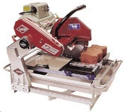 Where to rent BRICK SAW, ELECTRIC in Campbell CA
