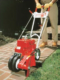 Where to rent GAS LAWN EDGER in Campbell CA