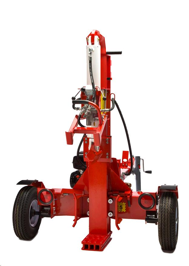 Where to find VERTICAL LOG SPLITTER, 20 TON in Campbell