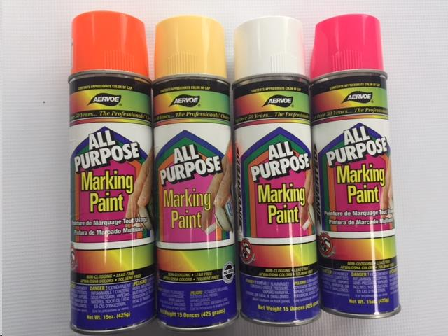 Rent Marking Paint & Painting Supplies