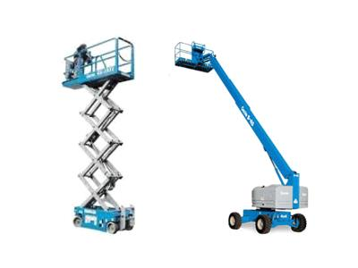 Lift Rentals in San Jose, CA